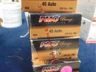 4bxs PMC 45 auto  200rds