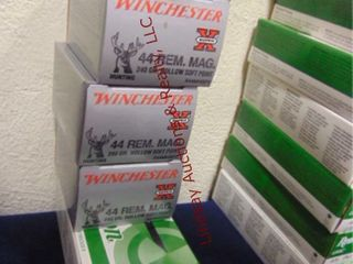 4bxs  Winchester  Remington  44rem mag  110rds