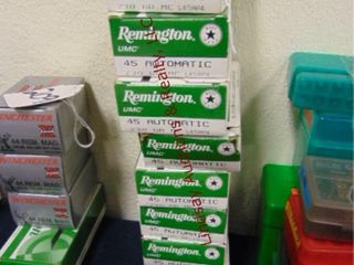 9bxs Remington 45 auto  450rds