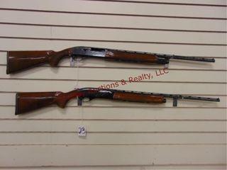 2 guns  Both Remington