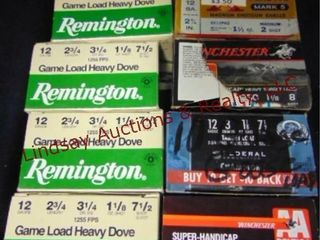 10bxs  Remington  winchester  federal  western