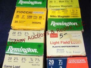10bxs  remington  federal  fiocchi  sears