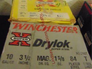 3 bxs  winchester  federal  western  10ga