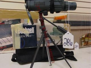 Bushnell Sentry 16 32x50mm spotting scope w