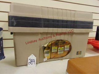 Plano Pro plastic tool box  ammo box
