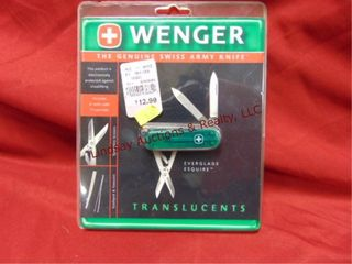 NIP Wenger swiss army knife