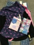 Bag of Girls Clothes Size MEDIUM New With Bag of Girls Clothes Size MEDIUM New With Tags