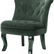 Jane Accent Chair PINE GREEN