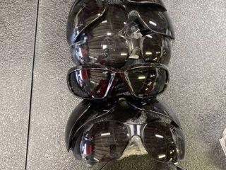 Bag of safety glasses