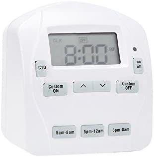 Prime Ez Set 1 outlet Digital Countdown lighting Timer