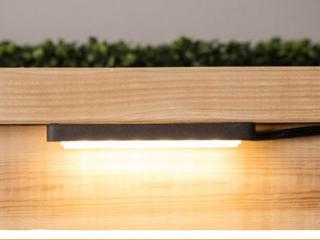 Portfolio 2W Bronze low Voltage Hardwired lED Path light