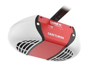 Craftsman 1 2 Hp Myq Chain Drive Garage Door Opener Kit Red  SET OF 2