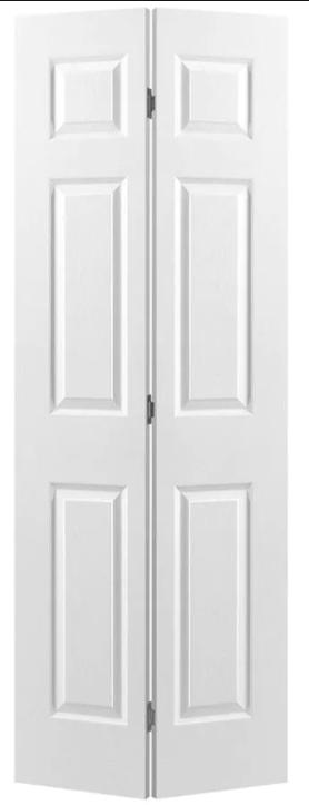 Reliabilt 36  Bifold Closet Doors 80 5 H