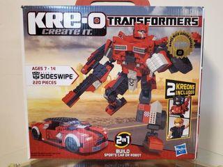 Kre O Transformers Create It