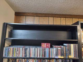 Shelf of CDS