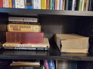 Hebrew Religous Reading Material