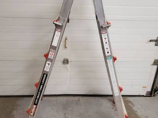 FRANKlIN Multi Task ladder  Up to 17 Foot