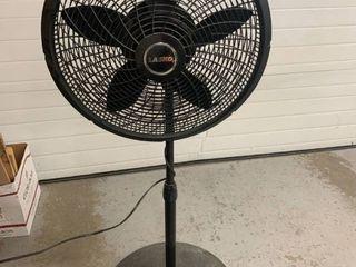 lasko 3 Speed Oscillating Fan Works location Storage