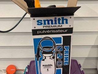 Smith Premium 1 Gallon Sprayer location Storage