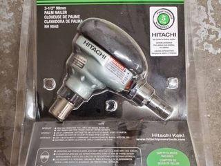 Hitachi NH90AB 3 1 2 In  Palm Nailer