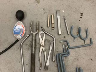 lot of Miscellaneous Tools location Storage