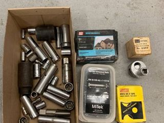 lot of Sockets and More location Storage