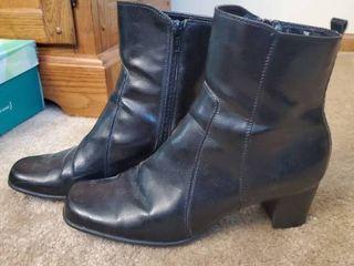 7 5 Margaret s Black Ankle Boot