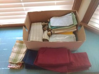 Mega lot Of Napkin Holders With Rings