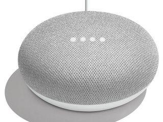 Google Home Mini   Smart Speaker with Google Assistant   Chalk