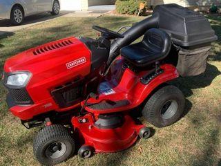 Craftsman 46 Inch 19 0 HP T2500 Riding lawn Mower