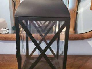 Black Metal Hanging lantern