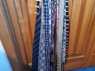 lot of Mens Dress Ties