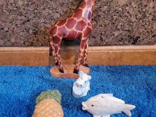 4 Cute Decorative Trinkets