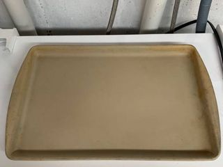Pampered Chef 15 x 9 5 Inch Cookie Sheet location laundry Room