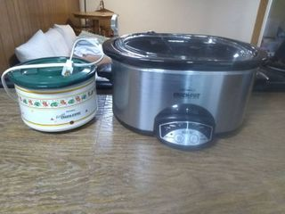 Ultra Nice Rival Crock Pot Combo Tested And Working