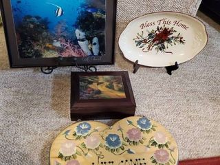 lot of Home Collecribles