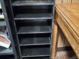 Miniature Black Shelf