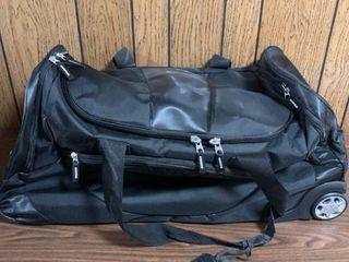 Nice Big NRA Travel Bag location Basement lR