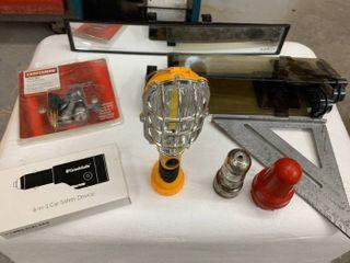 Mechanic Gadgets and Hand Tools lot