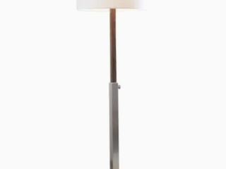 Scott living Brushed Nickel Floor lamp