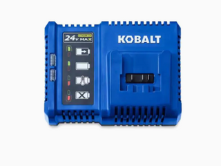 Kobalt 24v Max lithium Ion Battery Charger