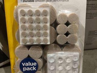 SoftTouch Felt Pads  162 Self Stick Pieces
