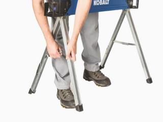 Kobalt 43in Fixed leg Sawhorse Set of 2