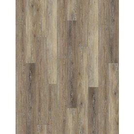 SMARTCORE Ultra 8 Piece 5 91 in x 48 03 in Woodford Oak locking luxury Commercial Residential Vinyl Plank