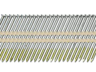 Metabo HPT Strip Nails Plastic Collation Full Round Head