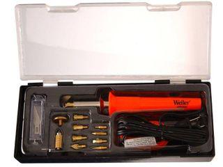 Weller WSB25WB 25 Watt Short Barrel Woodburning Kit