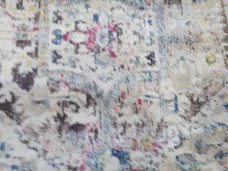 Oriental Pattern Area Rug