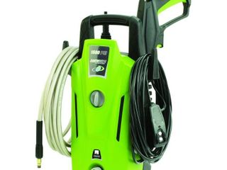 1500 PSI Pressure Washer   Earthwise