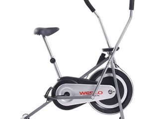 Weslo Cross Cycle Upright Exercise Bike with Padded Saddle