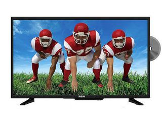 RCA 19  Class HD  720P  lED TV with Built in DVD Player  RTDVD1900D